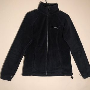 Columbia Fleece Jacket Sweater